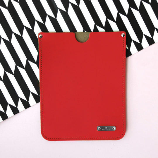 Brit-Stitch iPad Sleeve