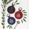 Brit-Stitch Personalised-Classic-Keyring