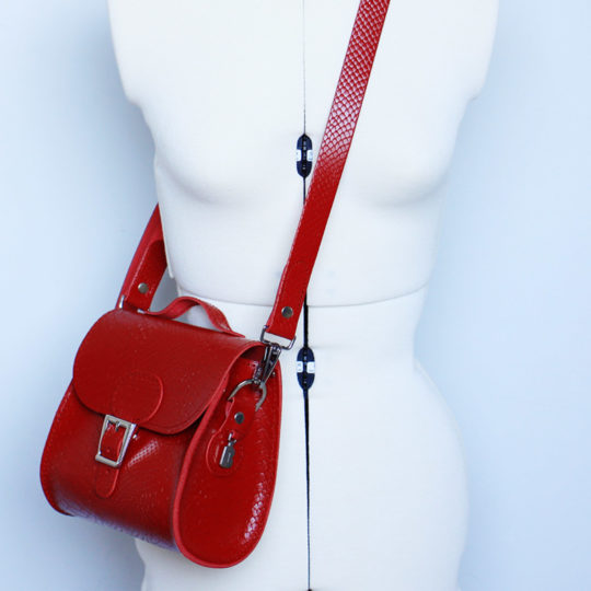 Brit-Stitch Brit-Luxe Shoulder Bag