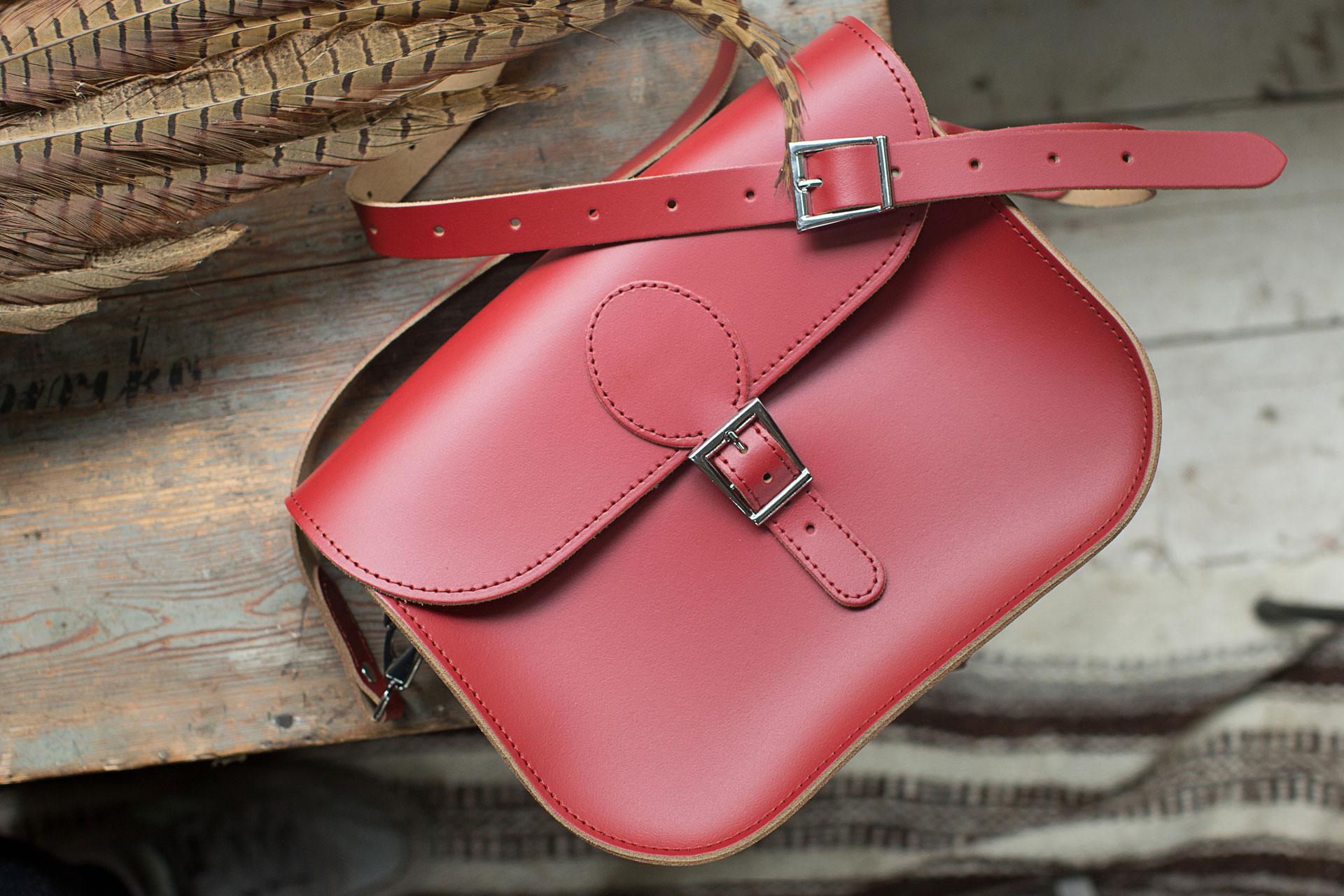 FULL PINT in VINTAGE RED in GQ & Vanity Fair