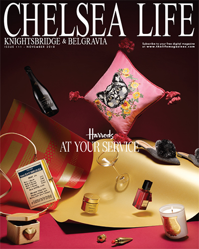 Our Perfect Persoanlised Gifts in all London Life Magazine November Issues!