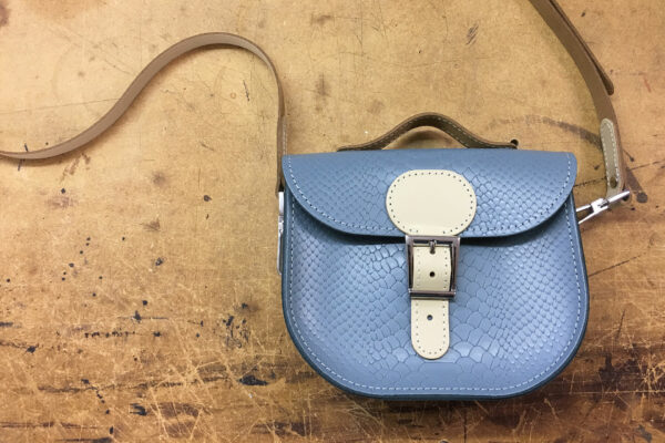 Limited Edition Half Pint Small Satchel Bag