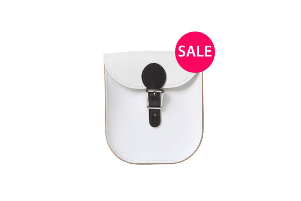 SALE Milkman-White-and-Black