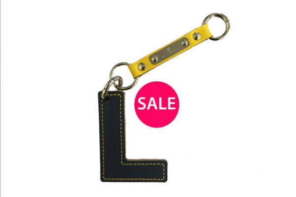 SALE Alphabet Bag Charm