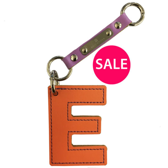 SALE Alphabet Bag Charm