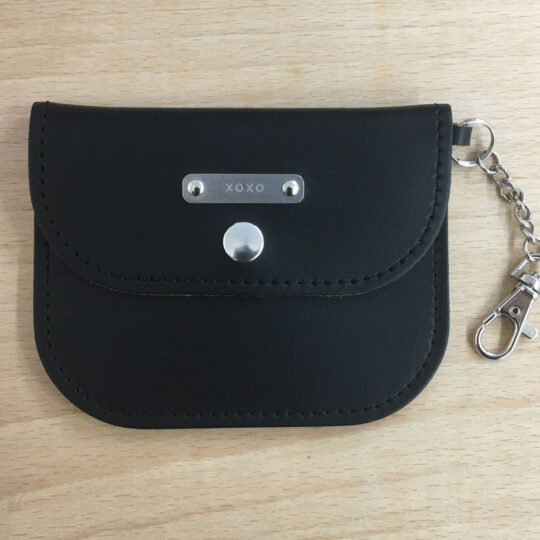 Coin-Purse-Black-XOXO