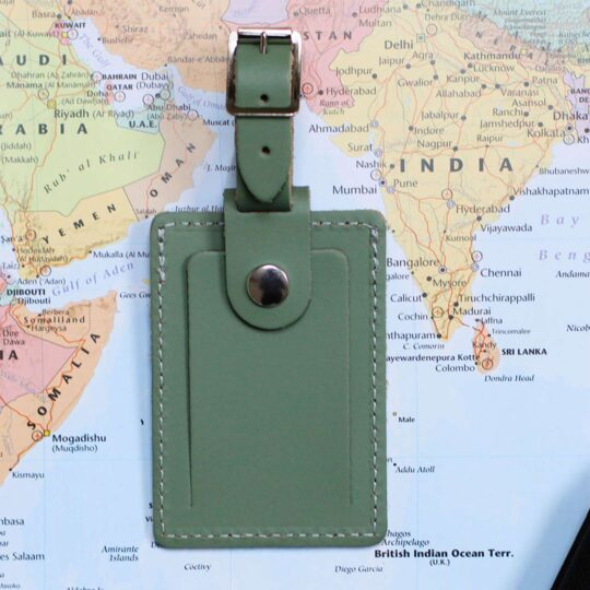 Luggage-Tag-Olive