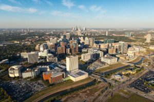 Optellum selected for TMCx Accelerator at the world's largest medical complex