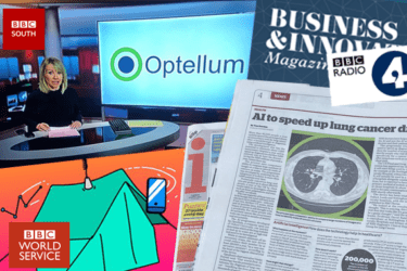 Optellum in the news