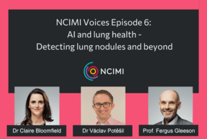 Read more about the article NCIMI voices podcast: AI and lung health