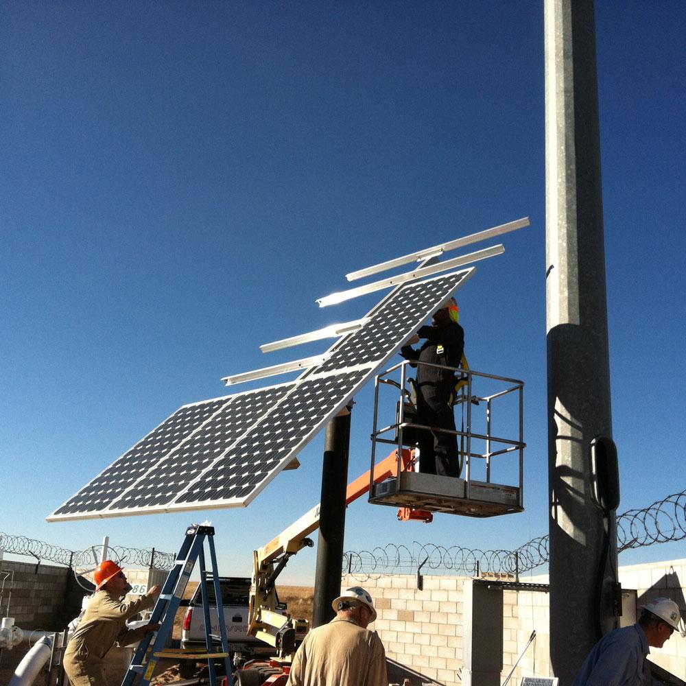 ISC Solar Site Evaluations & Feasibility Studies Services