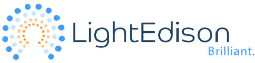 Light Edison logo