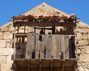 Ramshackle-House