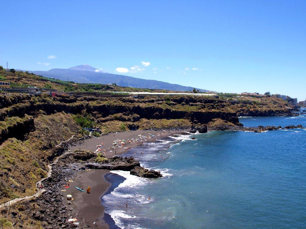 Playa Bollullo, La Orotava's Hidden Beach