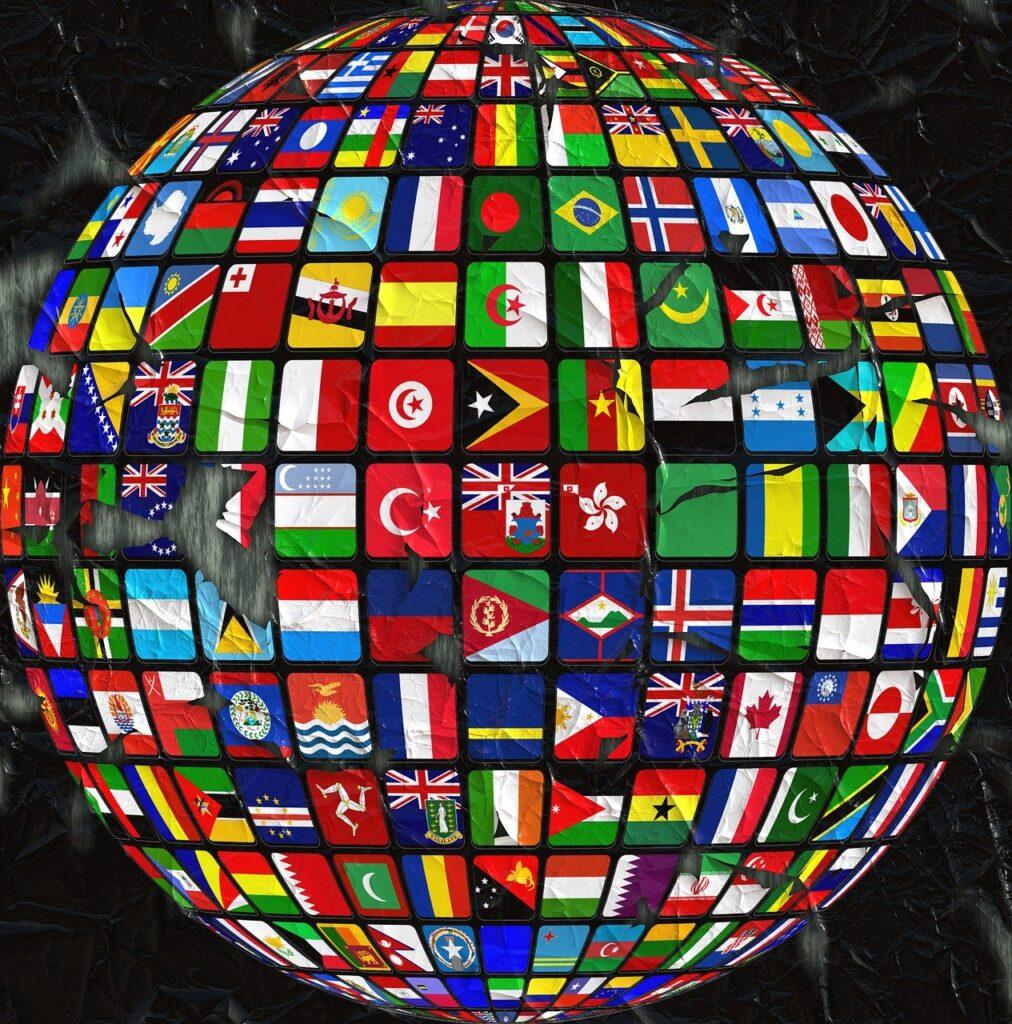 international, world, global