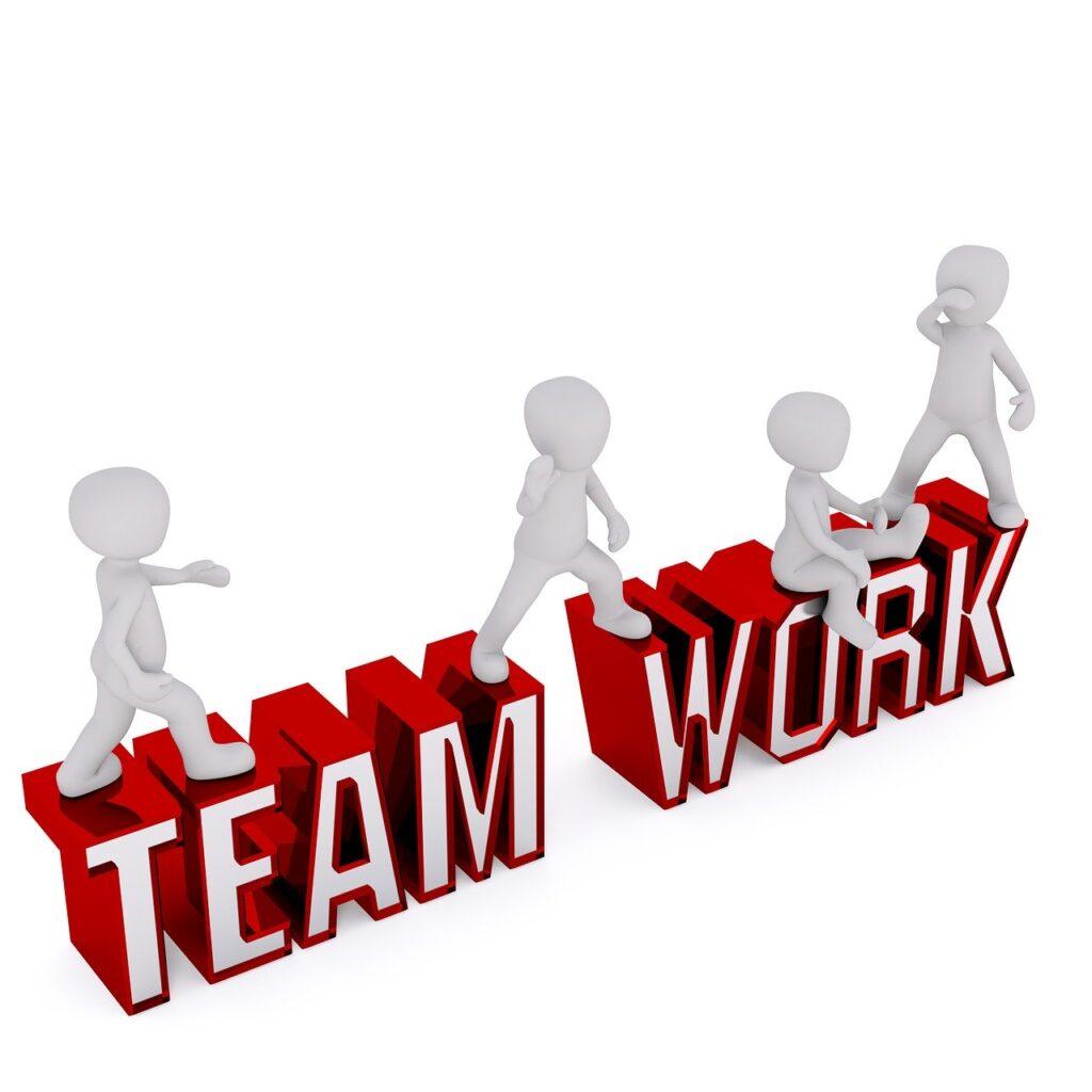 team, teamwork, team spirit