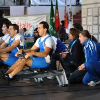 Male rowers from Italy