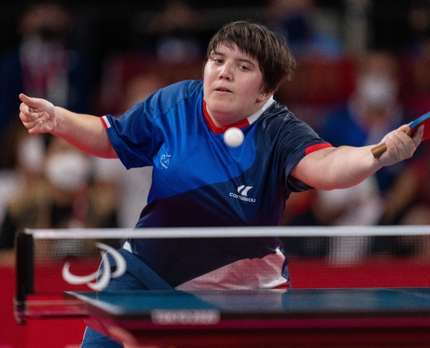 Lea Ferney FRANCE in action