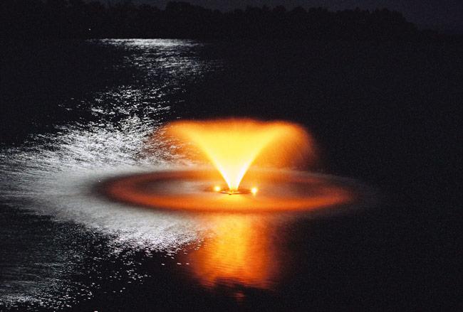 2400VFX Aerating Fountain
