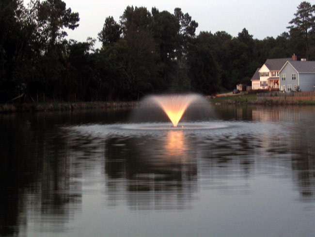 3400VFX & 3400HVFX Aerating Fountains