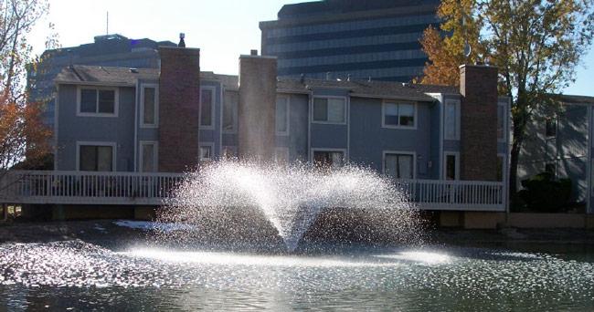 4400VFX & 4400HVFX Aerating Fountains