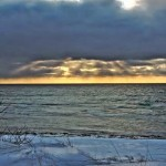 Lake Michigan Water Levels Record Low