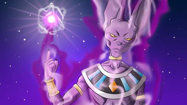 Beerus the god of destruction