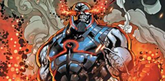 dc comics darkseid facts