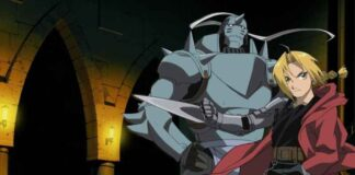 fullmetal alchemist alphonse and edward