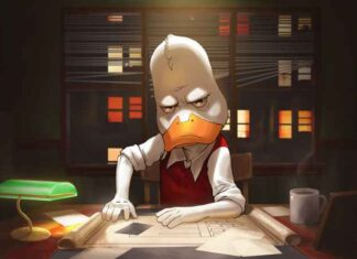 howard the duck marvel weird characters