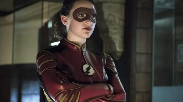 Jesse Quick in CW's the Flash