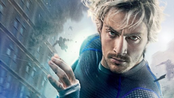 Marvel's fastest speedster Quicksilver