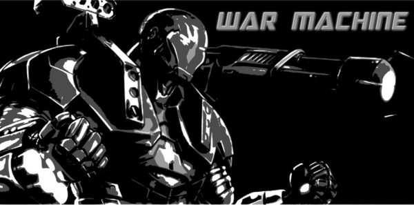 War Machine fan art