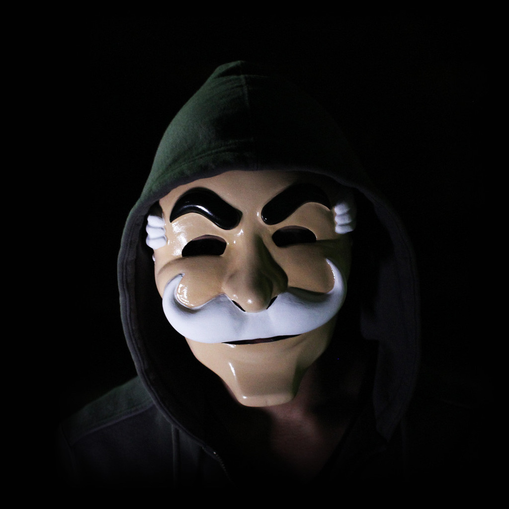 Mr. Robot Fsociety mask HBO hackers have promised that more leaks are coming soon
