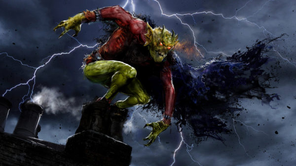 Etrigan The Demon from DC Comics