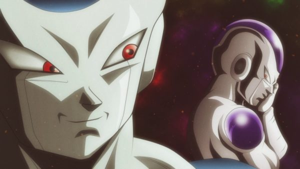 Frieza and Frost team up in dragon ball super
