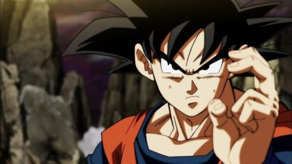 Preview image of Son Goku in dragon ball super 109 110