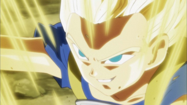 Universe 6 Super Saiyan 2 Cabba Dragon Ball Super