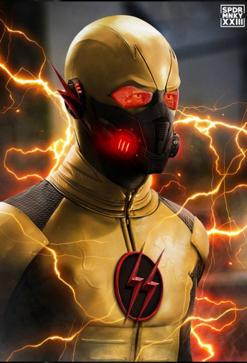 Earth X's version of Dark Flash in Arrowverse crisis on earth x