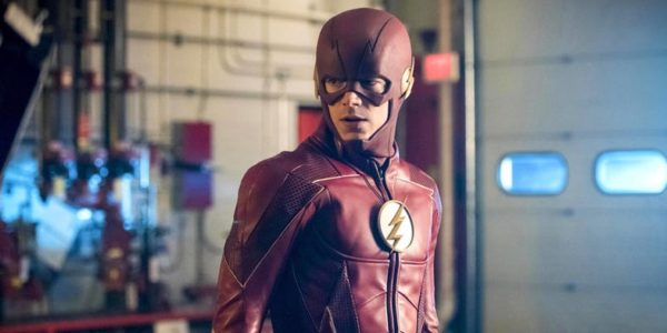 Grunt Gastin as Barry Allen as Flash