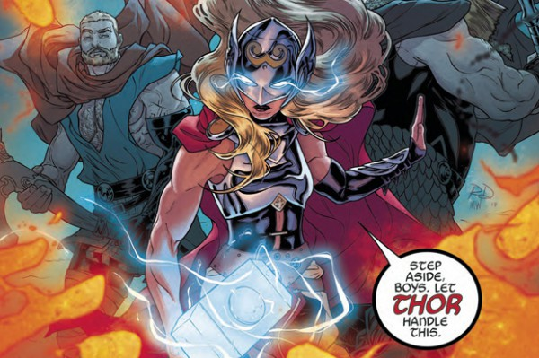 Jane Foster aka Female Thor