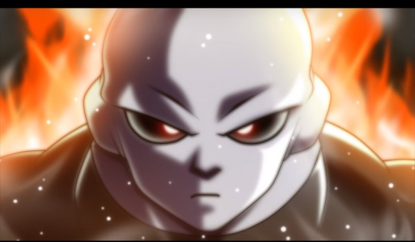 Jiren's starring attack powers in tournament of power
