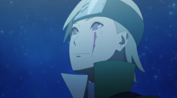 Kagura in the Boruto episode 31