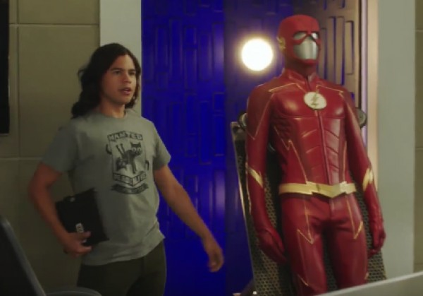 Cisco introducing flash's new suit