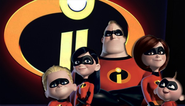 The Incredibles 2 new poster