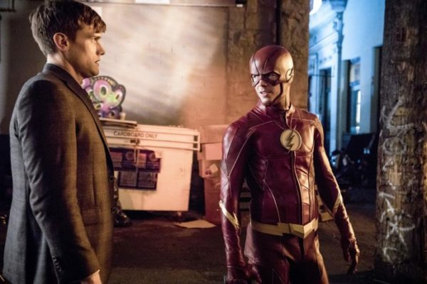 Elongated Man and the Flash in S04E4