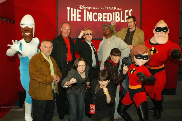 The Incredibles 2 cast members