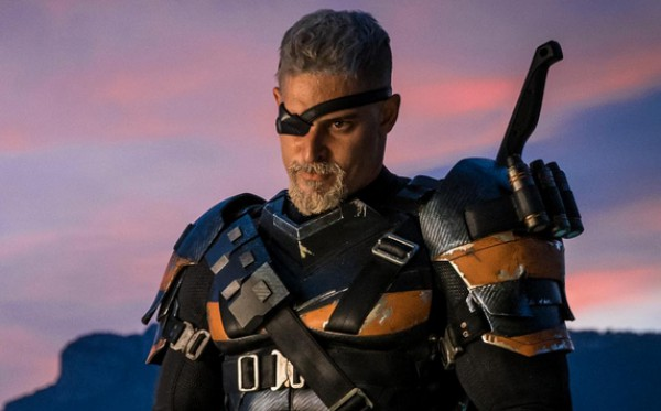 Joe Manganiello as Slade Wilson as Deathstroke