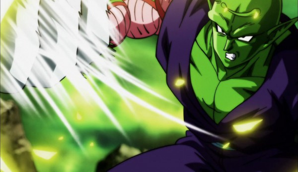 Piccolo vs Pirina fighting