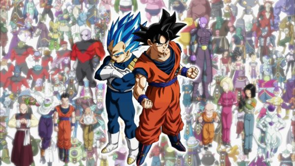 Dragon Ball Super new ending theme song Super Saiyan Blue Vegeta and Ultra Instinct Goku